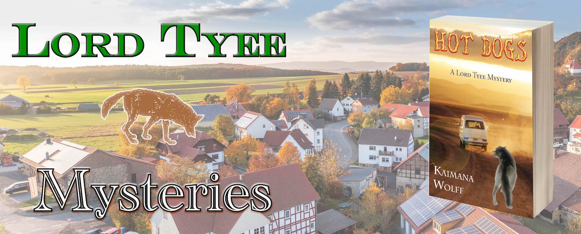 Lord Tyee Mysteries